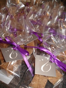 120 Favours Created for the Masquerade Ball