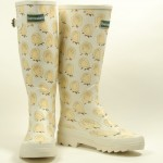 Ivory Rose Wellies