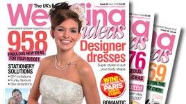 Wedding Ideas Hand-bag Size Magazine