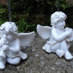 Angel Placecard Holders at   ' £1.65 Each