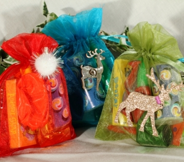 Childrens Christmas Favours for 2010