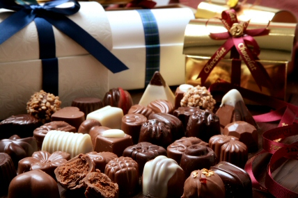 Confectionery from Chocolatz