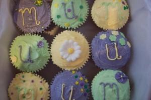 Cupcakes for mum