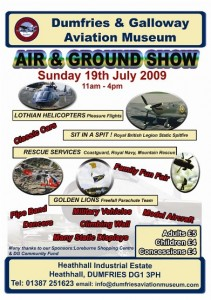 Dumfries & Galloway Aviation Museum Air & Ground Show