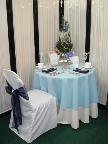 Fine dining celebration package from Ayr Flower Show 2010