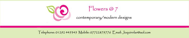 Flowers@7 Logo