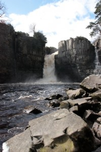 High Force Waterfall by Penrith