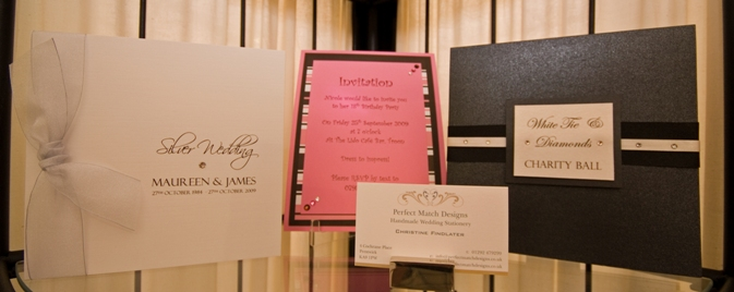 Invitations by Perfect Match Designs
