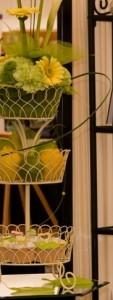 Lemon & lime arrangement