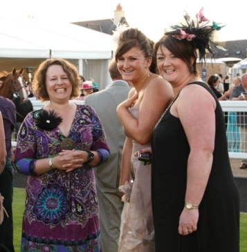 Our evening at Saints & Sinners Race Night
