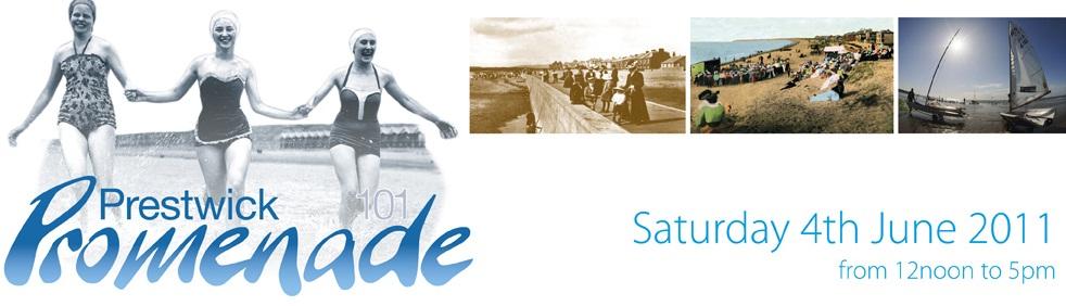 Prestwick Promenade 101 Celebrations