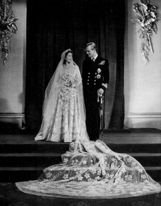 Princess Elizabeth's Wedding to Philip Mountbatten