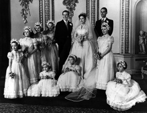 Princess Margaret's Wedding to Anthony Armstrong-Jones