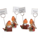 Robin Place Card Holders