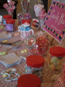 Ruth & Thomas' Candy Bar