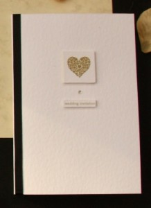 Sample by Lynn Robertson Occasion Stationery