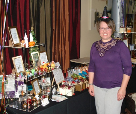 Sarah's Creative Occasions wins Best Dressed Stand at Butterfly Bazaar 2010