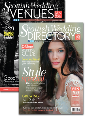 Scottish Wedding Directory January 2012 Edition