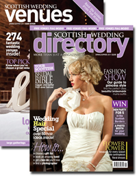 Scottish Wedding Directory Spring & Summer 2011