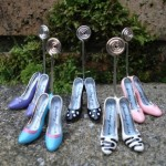 Shoe Placecard Holders at   ' £3.25 Each