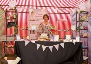 Stall at the Prestwick Promenade's 101 Year Celebration