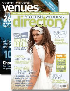The Scottish Wedding Directory Autumn & Winter 2010