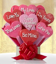 Valentine treats for a loved one