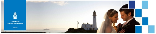 Weddings at Turnberry